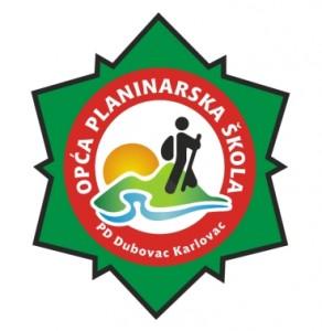 planinarska škola logo